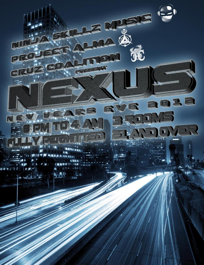 Nexus New Years Eve